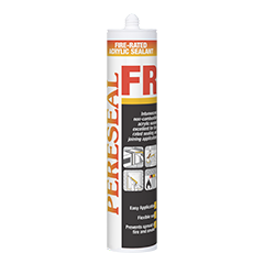 Pereseal FR fire-rated acrylic sealant