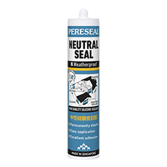 Pereseal N neutral seal oxime silicone sealant