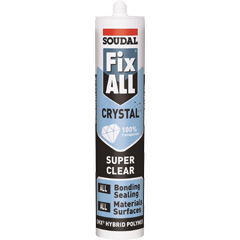 Fix All Crystal Sealant Adhesive